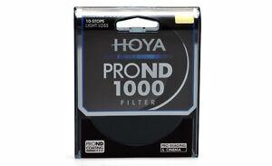67mm HOYA PRO ND1000 – NEUTRAL DENSITY FILTER & BONUS 16GB FLASH DRIVE