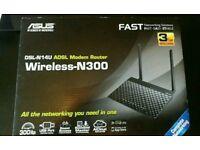 Asus DSL-N144U ADSL Router (New)
