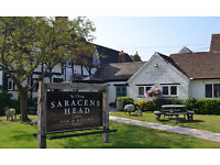 General Manager - Ye Olde Saracens Head, Coventry