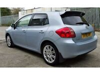 2008 (58)Toyota Auris 1.6 VVT-i SR 5dr, 57,000MILS, HPI CLEAR, LONG MOT, 3KEEPERS, MINT CONDITION