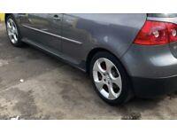 VW GTI ALLOYS 17inch