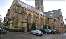 2 bed apartment to rent in fantastic converted church