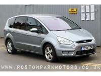 2008 FORD S MAX 2.0 TDCi Titanium 5dr REDUCED PRICE