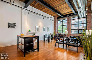 **Toy Factory Lofts** 1 Bedroom LOFT for Sale