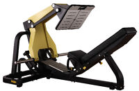 NEW Heavy duty Commercial Leverage Leg Press (Free SHIPPING)