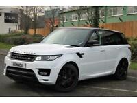 2017 Land Rover Range Rover Sport 4.4 SD V8 Autobiography Dynamic CommandShift 2