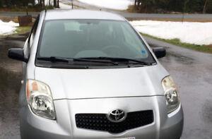 2007 Toyota Yaris Hatchback