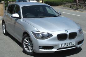 BMW 116d SE 2.0TD 2013 - 63 reg Manual 6sp