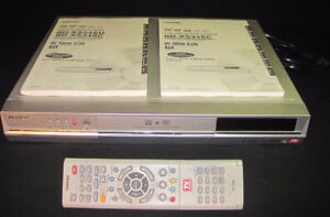 Toshiba RD-XS34SC DVD Recorder with 160Gig HDD