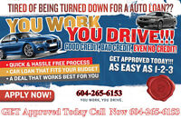Car Loans For Everyone - Bad Credit Car Loans