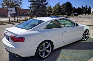 2008 Audi A5 PREMIUM 3.2L V6 6-SPEED MANUAL W/ WINTERS **FIRM**