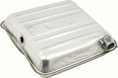 1957 Chevrolet Pass Cars Fuel Tank 16 Gal W/ Round Corners Nitern Coated Steel