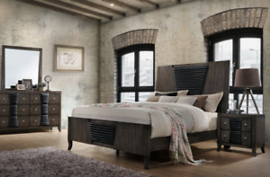 GREAT SELECTION OF MODERN AND TRADITIONAL BEDROOM SETS.