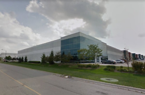 600 AMPS INDUSTRIAL UNIT 32' FT CLEAR 49K SQ FT. HWY427/407