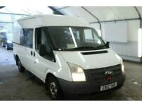 f76dc5414d0626 2012 FORD TRANSIT T280 MWB MEDIUM ROOF 2.2 TDCI 125 BHP 6 SPEED FWD KOMBI  VAN