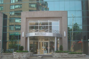 1 Bedroom + den Furnished Condo in Martello