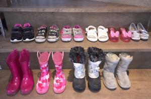 BOTTES D'HIVER POUR ENFANT ET SOULIERS Skechers