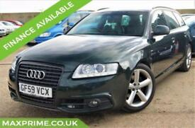 AUDI A6 AVANT 2.0 TDI S LINE AUTOMATIC FULL HISTORY + JUST SERVICED WITH CAMBELT
