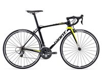 "Brand new road bike ""Giant"" carbon fibre"