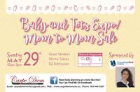 Baby & Tots, Mom to Mom Sale