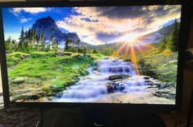 Benq XL2411Z 144hz gaming monitor great condition HDMI