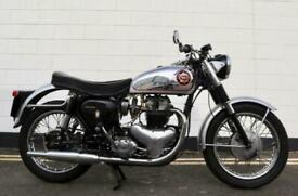 1959 BSA R.G.S 650cc Replica - Very Good Condition