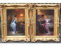 Wanted antique paintings