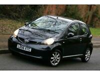 Toyota AYGO 998cc, Automatic gearbox, 12x stamps Service History, New Clutch