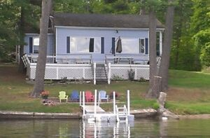 Charleston Lake Cottage Rental