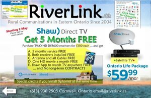 Shaw Direct Satellite TV - A perfect time to switch