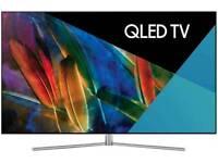 """Samsung QE49Q7FAM 49"""" Smart 4K Ultra HD HDR Q LED TV"""