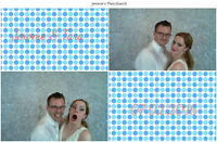 Photo Booth Rental + High Quality + Simple + Fun