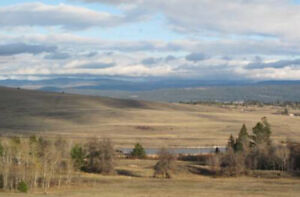 Looking to buy 160 acres - 80 with house in Knutsford/Kamloops
