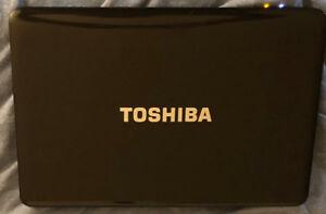 Toshiba Laptop Satellite L650