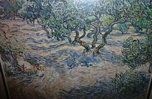 "Vincent van Gogh ""Olive Orchard"" Textured Art Print Stratford Kitchener Area image 7"