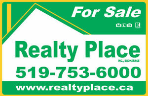 Real estate services in Brantford and Brant County