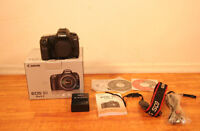 Immaculate Canon EOS 5D Mark II digital camera body