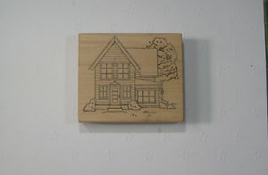Various Wood Block Rubber Stamps for stamping cards/scrapbooking Kingston Kingston Area image 4