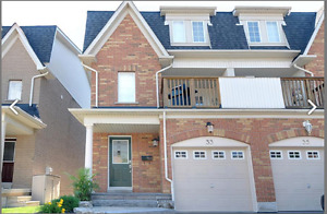 Whitby Fully Renovated Townhouse for Rent