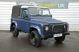 2009 Land Rover Defender PickUp TDCi with over £4000 extas fitted stunning ...