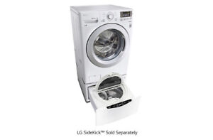 LG 5.0 cu. ft. Ultra-Large Capacity Washer and dryer New in box