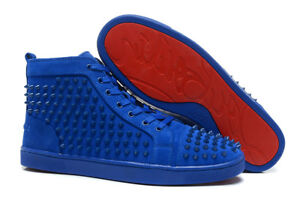 Christian Louboutin Red Bottom Sneaker Shoes - Sizes 8-12