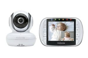 "Motorola 3.5"" Video Baby Monitor NEW"
