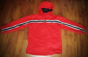 Boys Rain Jacket Size 8-8T + Footwear Size 3 Youth (not toddler)