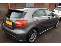 Mercedes-Benz A200 FROM £72 PER WEEK!