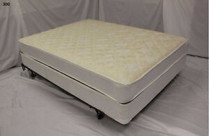 Springwall Endeavour 2 Euro-Top Firm Twin Mattress and Full set