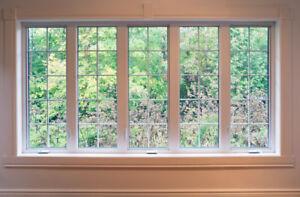 Lot de fenêtres à vendre