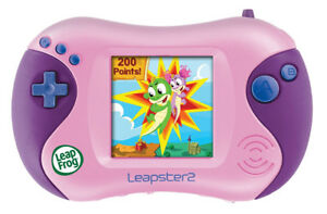 Used slightly LeapFrog Leapster2 Learning Game System Console