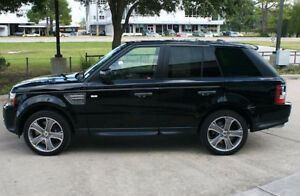 2011 Land Rover Range Rover Sport Autobiography with WARRANTY