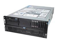 Hp Prolaint server DL580 4 X Quad core 2.4 24 Cores High spec server ideal for lab